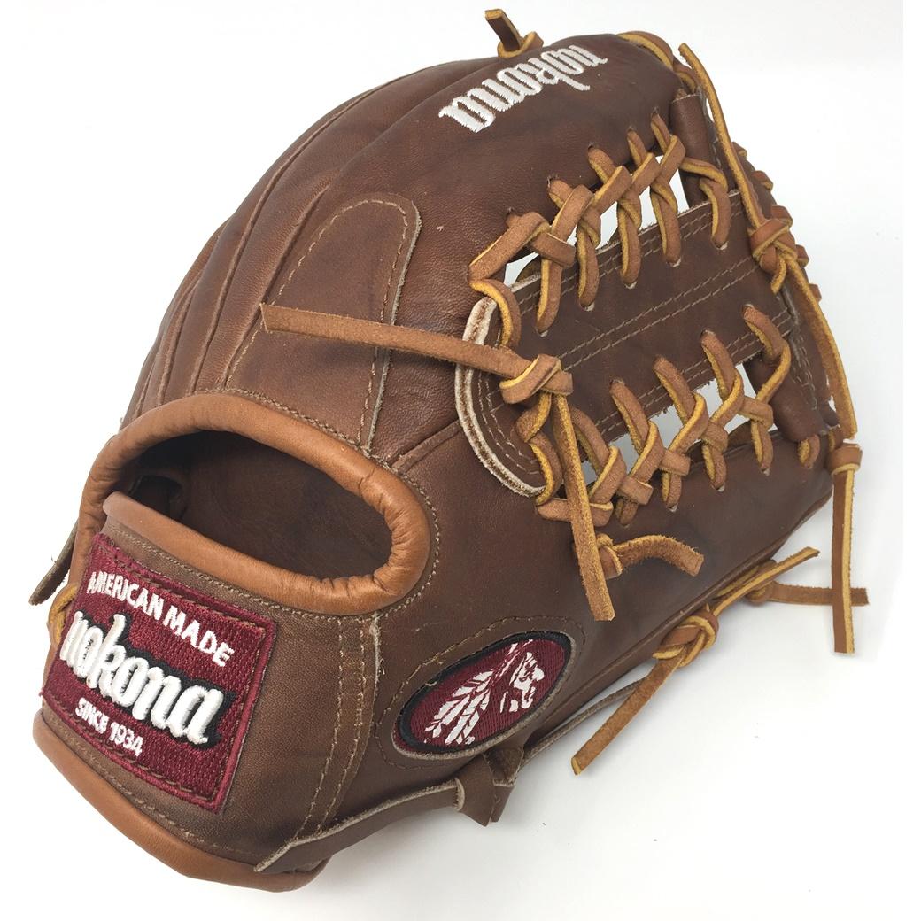 nokona-walnut-wb-1150m-baseball-glove-11-5-modified-trap-right-handed-throw WB-1150M-Right Handed Throw Nokona 808808133223 Nokona Walnut WB-1150M Baseball Glove 11.5 Modified Trap Right Handed Throw
