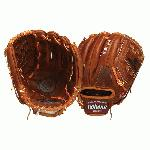 Nokona Walnut WB 1200C 12 Baseball Glove Right Handed Throw