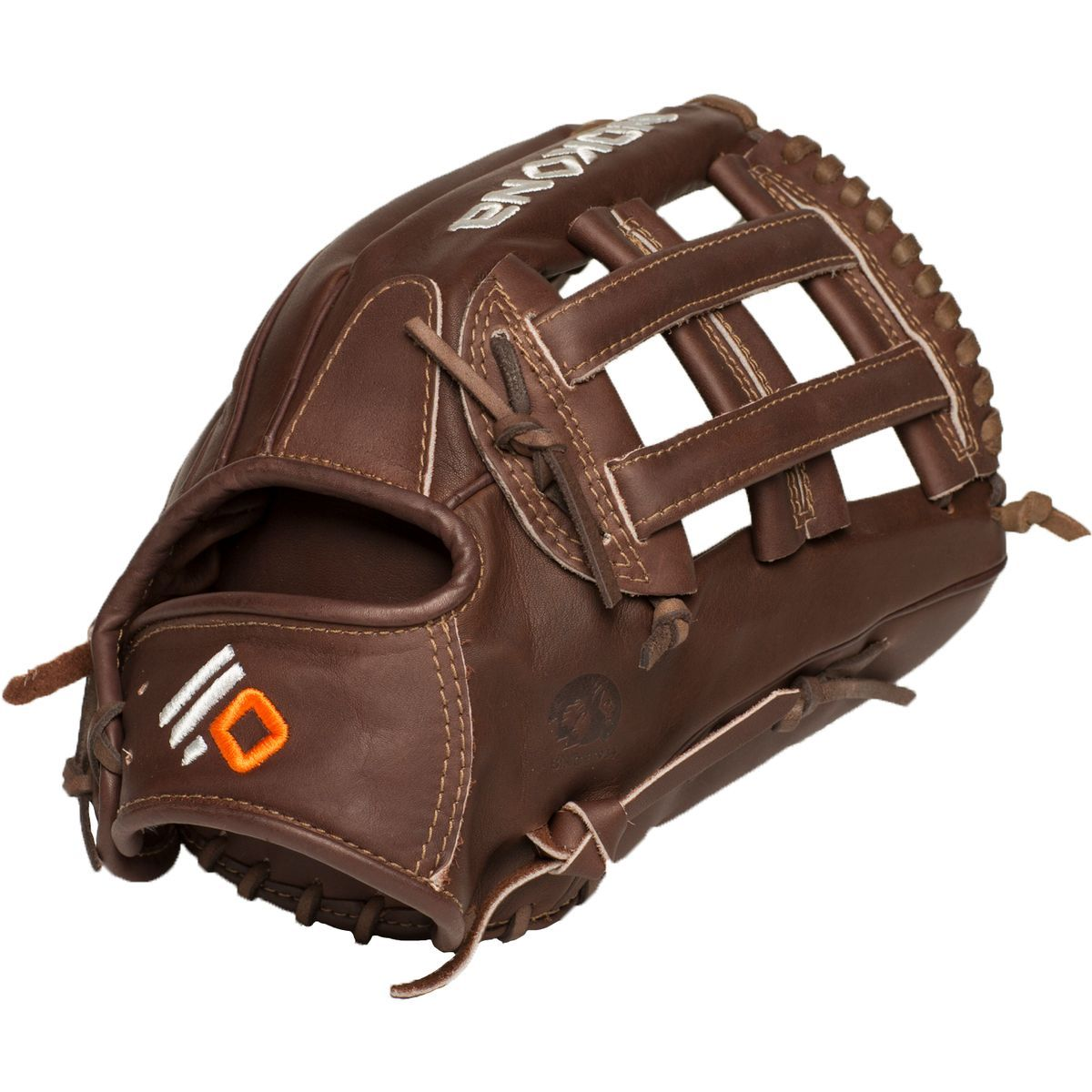 Nokona's elite performance, ready-for-play, position-specific series. The X2 Elite™ is made with Nokona's proprietary top-grain Stampede™ Steerhide and Kangaroo leathers, so that minimal break-in is needed, but the glove has great structure and maintains its shape. A perfect combination of top quality and high performance.