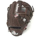 p11.5 Pitcher/Infield Pattern I-Web Stampede + Kangaroo Leather Conventional Open Back Minimal Break-In Needed/p