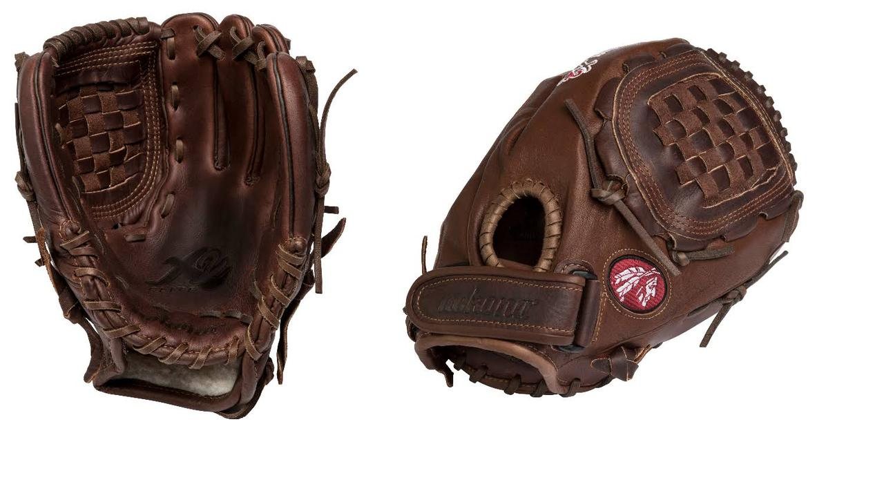 Nokona X2F-1200C Fastpitch Softball Glove 12 inch X2 (Right Hand Throw) : Nokona's highest performance, ready-for-play, position-specific series. Highest performance and quality, and quickest break-in tome on the market. Made with distinct combinations of Nokona's proprietary Stampede Steerhide, Kangaroo Leather, and Nolera Composite padding system. 12 inches. Closed Web. Fastpitch Softball Glove.