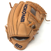 nokona xft 11 5 baseball glove i web tan right hand throw