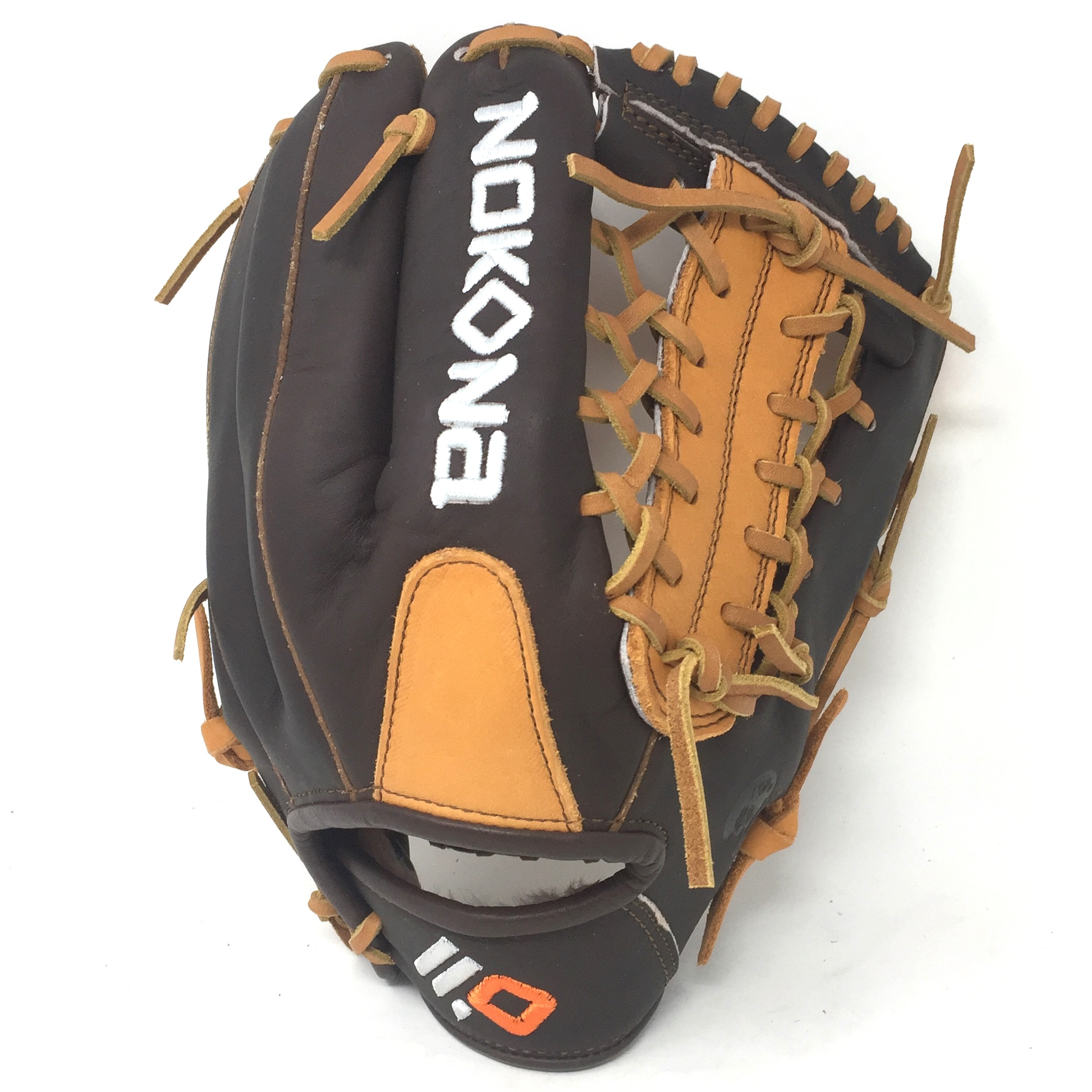 nokona-youth-alpha-11-25-baseball-glove-2020-right-hand-throw S-200M-2020-RightHandThrow  808808893844 The Alpha series is built using the highest-quality leathers so that