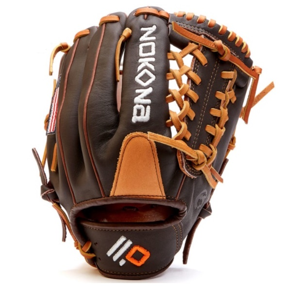 nokona-youth-alpha-select-11-25-baseball-glove-2020-right-hand-throw S-200M-2020-RightHandThrow Nokona 808808893844 The Alpha series is built using the highest-quality leathers so that