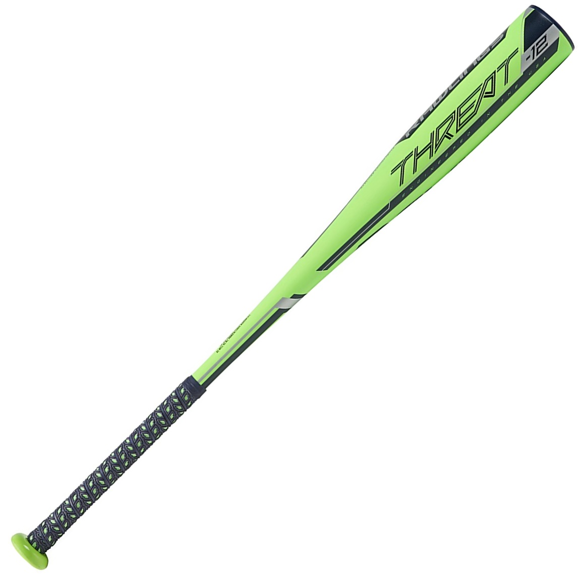 rawlings-2018-threat-usa-baseball-bat-31-inch-19-oz US9T12-3119 Rawlings 083321534973 100% composite design - increases trampoline and overall pop Ultra-lightweight construction