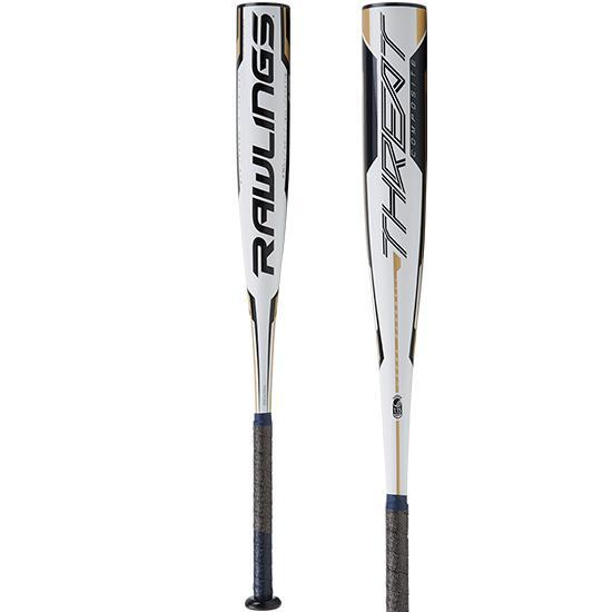 rawlings-2020-12-threat-usssa-baseball-bat-30-inch-22-oz UTZT12-3018  083321603785 CREATED FOR HITTERS AGES 8 TO 12 this 1-piece composite bat