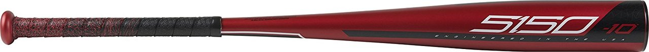 rawlings-5150-usa-baseball-bat-10-2019-28-inch-18-oz US9510-2818  083321534799 100% Other Fibers High-performance metal Baseball bat delivers exceptional pop and