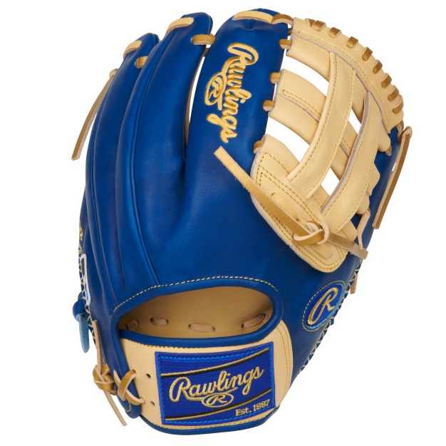 rawlings-color-sync-5-baseball-glove-11-75-if-pro-h-web-right-hand-throw PRO205-6CRG-RightHandThrow Rawlings 083321748707 Add some color to your game with Rawlings new limited-edition Heart