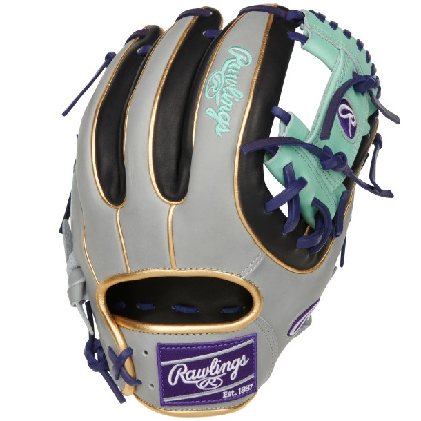 rawlings-color-sync-5-baseball-glove-11-75-if-pro-i-web-2bp-right-hand-throw PRO315-2BP-RightHandThrow Rawlings 083321748769 Add some color to your game with Rawlings' new limited-edition Heart