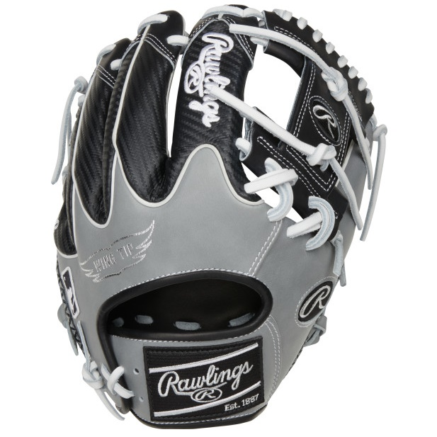 rawlings-color-sync-5-baseball-glove-11-75-if-pro-i-web-right-hand-throw PRO205W-2BWG-RightHandThrow Rawlings 083321750403 Add some color to your game with Rawlings new limited-edition Heart