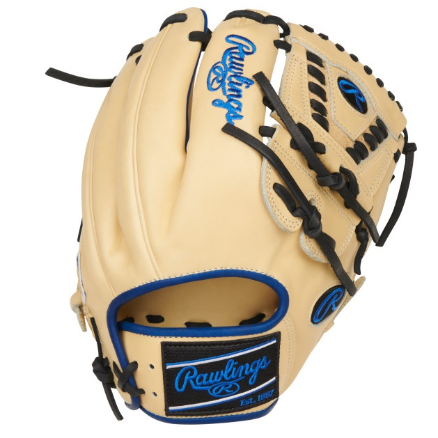 rawlings-color-sync-5-baseball-glove-11-75-picther-inf-laced-2-pc-web-right-hand-throw PRO205-30CR-RightHandThrow Rawlings 083321748721 Add some color to your game with Rawlings' new limited-edition Heart