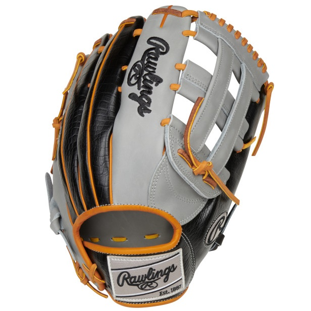 rawlings-color-sync-5-baseball-glove-13-inch-outfield-pro-h-web-right-hand-throw PRO3030-6GC-RightHandThrow Rawlings 083321748776 Add some color to your game with Rawlings' new limited-edition Heart