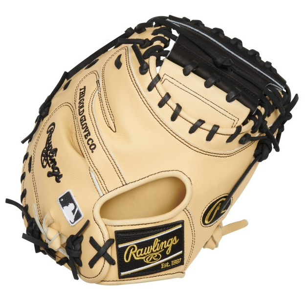 rawlings-color-sync-5-catchers-mitt-34-one-piece-solid-right-hand-throw PROCM43CBG-RightHandThrow Rawlings 083321748813 Add some color to your game with Rawlings new limited-edition Heart