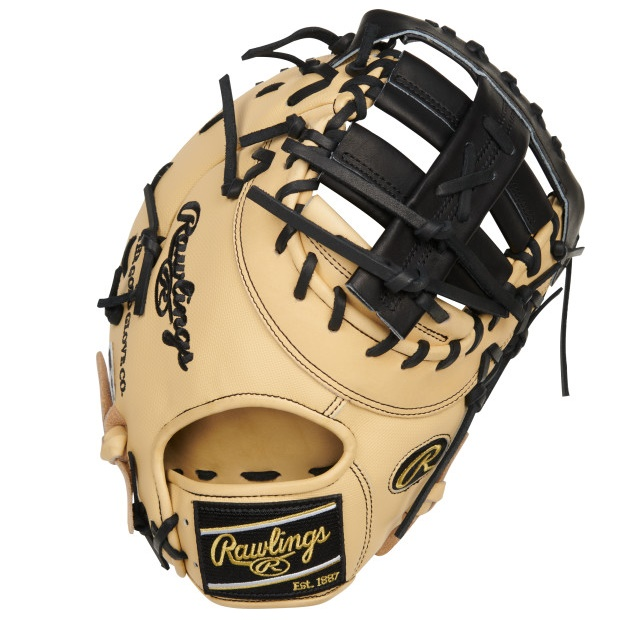rawlings-color-sync-5-first-base-mitt-13-inch-single-post-dbl-bar-web-right-hand-throw PRODCTCBGSS-RightHandThrow Rawlings 083321748820 Add some color to your game with Rawlings new limited-edition Heart