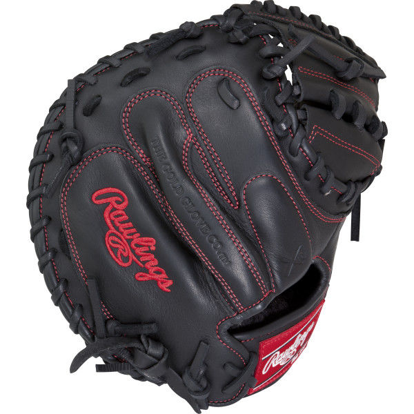 rawlings-gamer-gcm325ptb-youth-catchers-mitt-32-right-hand-throw GCM325PTB-RightHandThrow  083321229015 Designed with smaller hand openings and lowered finger stalls Gamer™ Youth