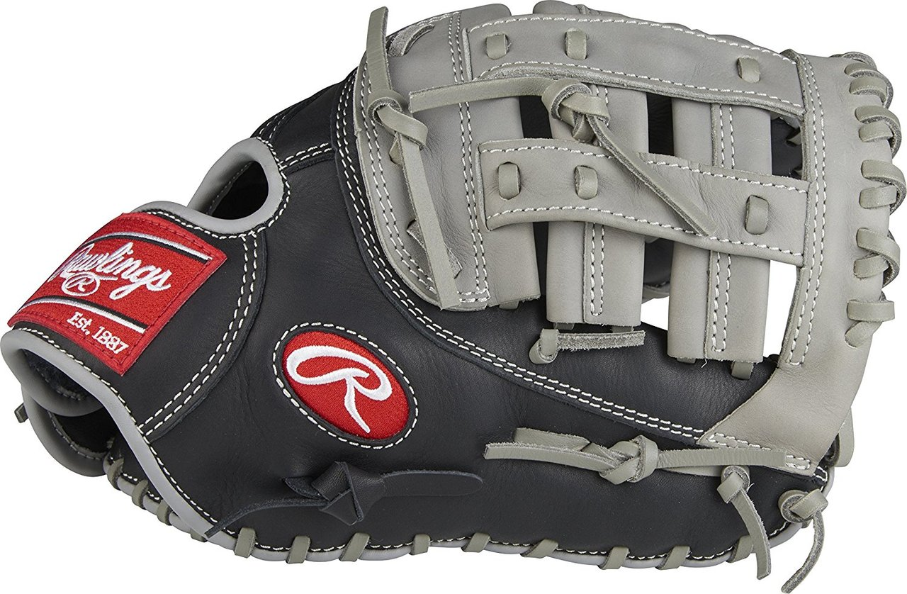 rawlings-gamer-gfm18bg-first-base-mitt-12-5-right-hand-throw GFM18BG-RightHandThrow  083321379666 The top selling Gamer™ Series models are taking on a new