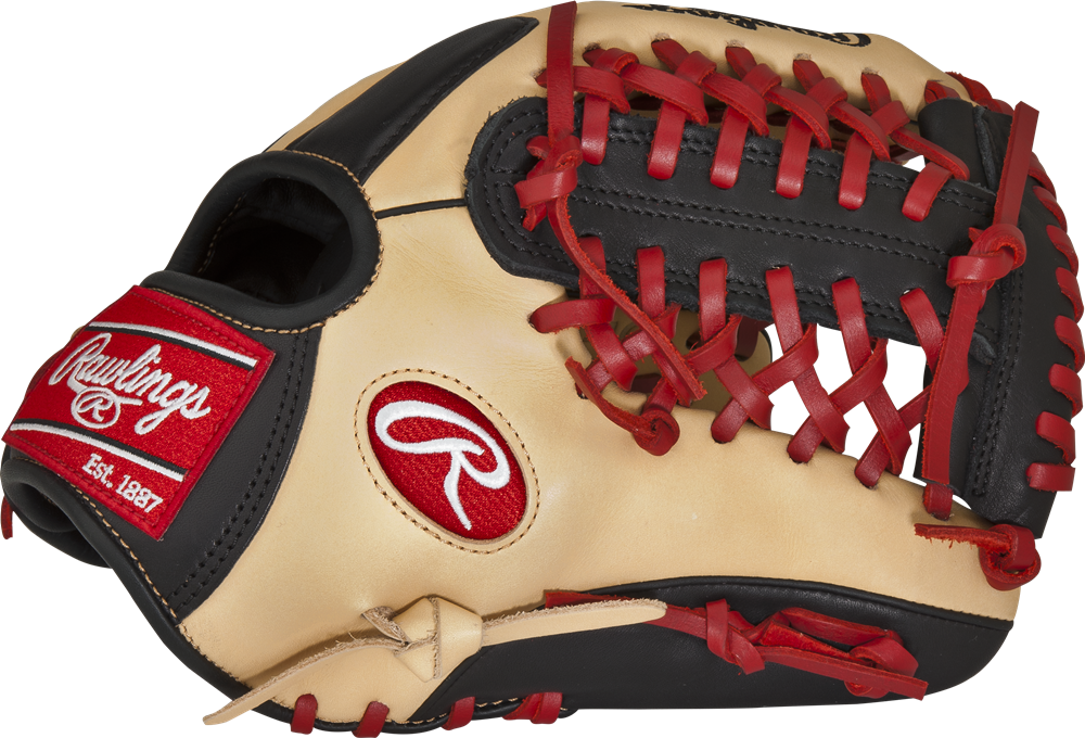 rawlings-gamer-xle-gxle205-4cs-baseball-glove-11-75-right-hand-throw GXLE205-4CS-RightHandThrow  083321258961 Modified Trap-Eze® is an extremely strong web with great ball snagging