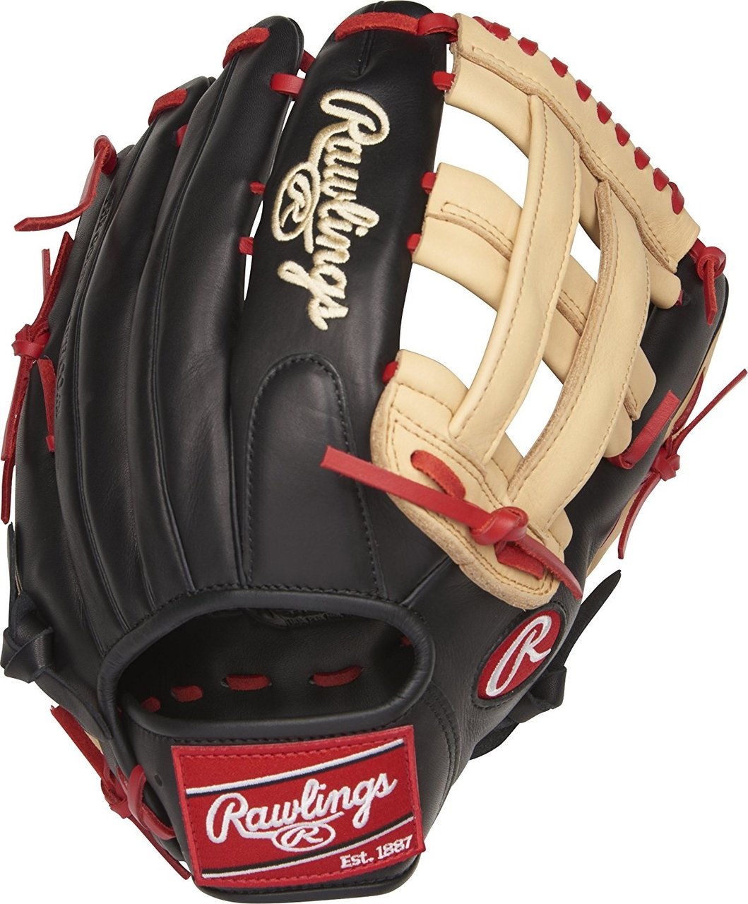 rawlings-gamer-xle-gxle3029-6bgs-baseball-glove-12-75-right-hand-throw GXLE3029-6BGS-RightHandThrow  083321369025 Add some color to your game with a Gamer™ XLE glove!