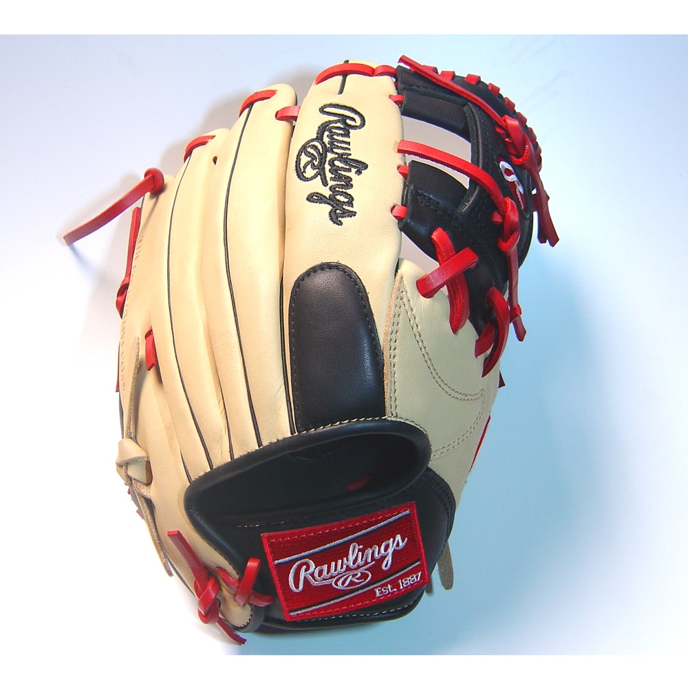rawlings-gamer-xle-gxlenp4-2cs-baseball-glove-11-5-right-hand-throw GXLENP4-2CS-RightHandThrow  083321257223 Custom colors combine look with pro performance. Lightweight soft full grain
