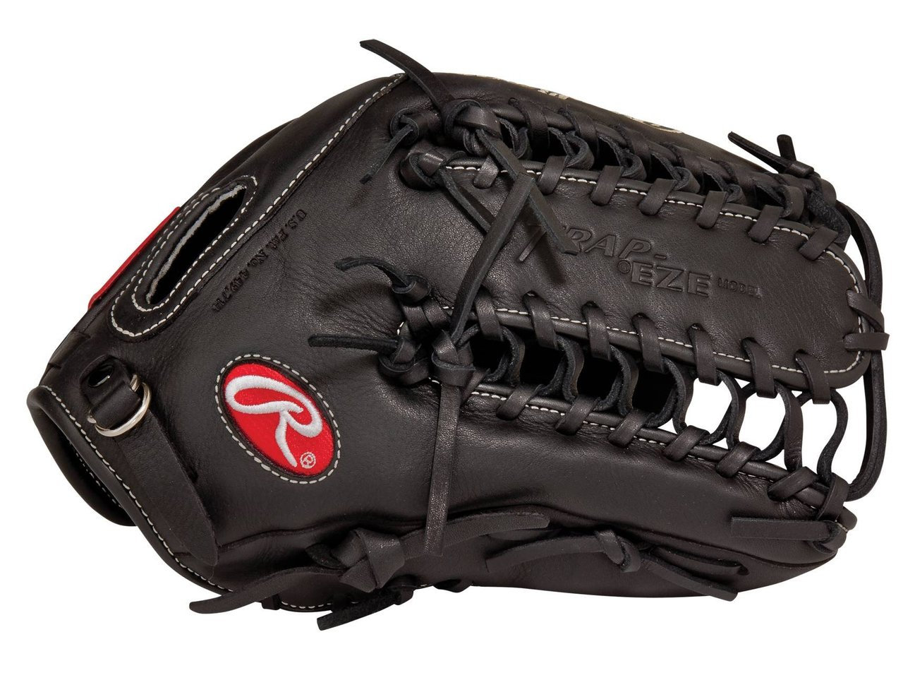 rawlings-gold-glove-gamer-12-75-inch-baseball-glove-left-handed-throw G601B-Left Handed Throw Rawlings 083321635892 The G601B Rawlings Gold Glove Gamer baseball glove features the Trapeze
