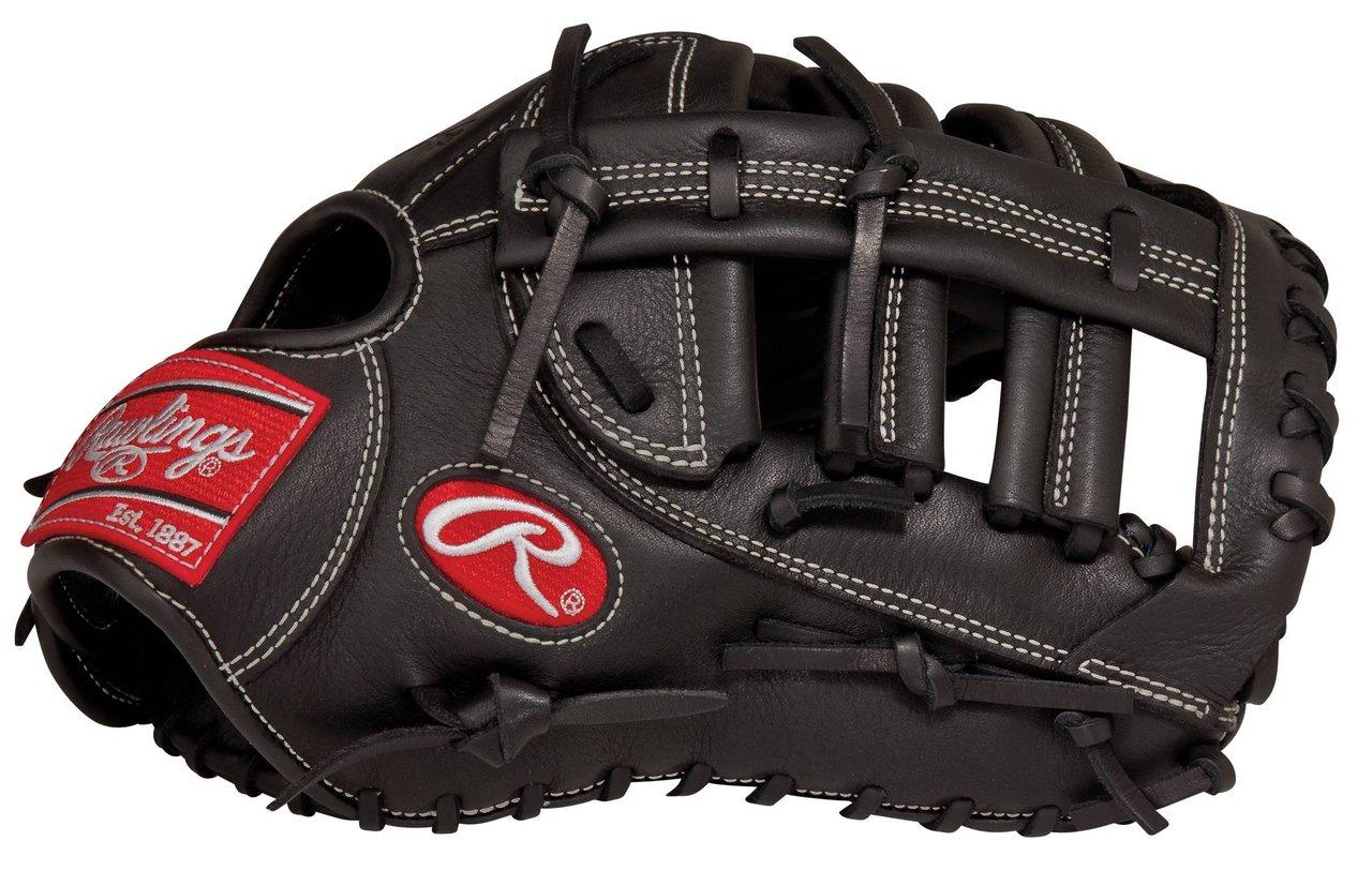 rawlings-gold-glove-gamer-first-base-mitt-12-5-inch-left-handed-throw GFBMB-Left Handed Throw Rawlings 083321636066 Rawlings Gold Glove First Base Mitt. Rawlings pro patterns pro grade