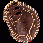 For 125 years Rawlings has brought you, The Finest in the Field gloves. To celebrate the 125 years of excellence, Rawlings has developed this Limited Edition 125th Anniversary Series of gloves. This Gold Glove 1st Base model features the Single Post double bar web, which gives it a stretchable web and forms a snug secure pocket which allows the ball to stick and not bounce. This glove also features a Double Ca-Thug style which allows you to mold the end of the glove to scoop the ball. With its 12 pattern, this glove is designed only for the 1st base position. The Gold Glove Series features the exact same patterns as some of your favorite pros and are designed with a softer, easier to close, game-ready feel. Additionally, PORON XRD palm pads have been added to drastically reduce ball impact to your hand.