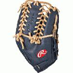 Rawlings GXLE127NC Gamer XLE Series 12.75 inch Baseball Glove Right Handed Throw