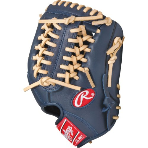rawlings-gxle175nc-navy-camel-gamer-xle-series-11-75-inch-baseball-glove-right-handed-throw GXLE175NC-Right Handed Throw Rawlings New Rawlings GXLE175NC Navy Camel Gamer XLE Series 11.75 inch Baseball Glove