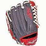 Rawlings GXLE5GSW Gamer XLE Series Baseball Glove 11.75 Inch Right Handed Throw