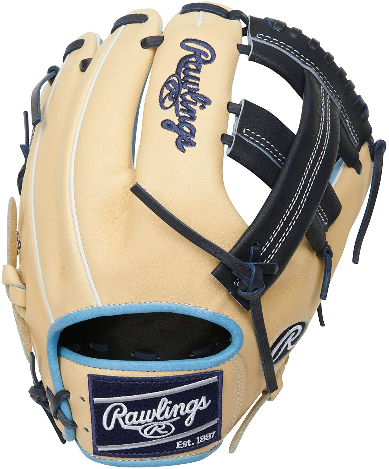rawlings-heart-of-hide-11-5-i-web-baseball-glove-right-hand-throw PRO204-20CB-RightHandThrow  083321702303 <span>Constructed from Rawlings world-renowned Heart of the Hide steer leather Heart