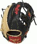 rawlings heart of hide 11 75 r2g baseball glove i web right hand throw