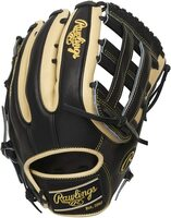 rawlings heart of hide 12 75 r2g baseball glove right hand throw