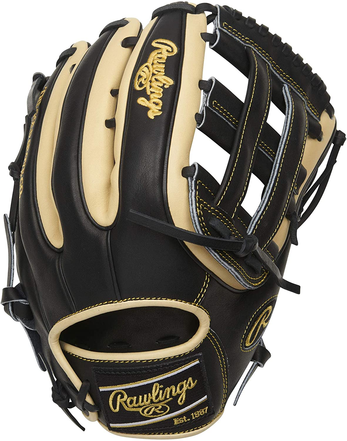rawlings-heart-of-hide-12-75-r2g-baseball-glove-right-hand-throw PROR3319-6BC-RightHandThrow Rawlings 083321702372 <span>Rawlings all new Heart of the Hide R2G gloves feature little