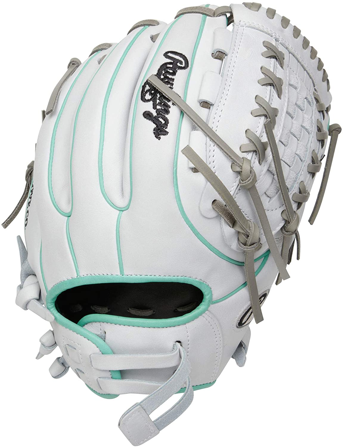 rawlings-heart-of-hide-12-softball-glove-basket-web-right-hand-throw PRO716SB-18WM-RightHandThrow Rawlings 083321702709 <span>The Heart of the Hide fastpitch softball gloves from Rawlings provide