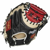 rawlings heart of hide color sync 4 0 catchers mitt 34 right hand throw