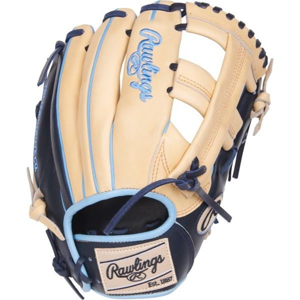 rawlings-heart-of-hide-cs-3-0-prott2-20cn-baseball-glove-11-5-right-hand-throw PROTT2-20CN-RightHandThrow Rawlings 083321564604 11.5 pattern Heart of the Hide Leather Shell Same game-day pattern