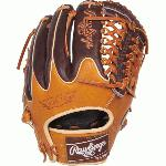 rawlings heart of hide cs 3 pro205w 4tch baseball glove 11 75 right hand throw