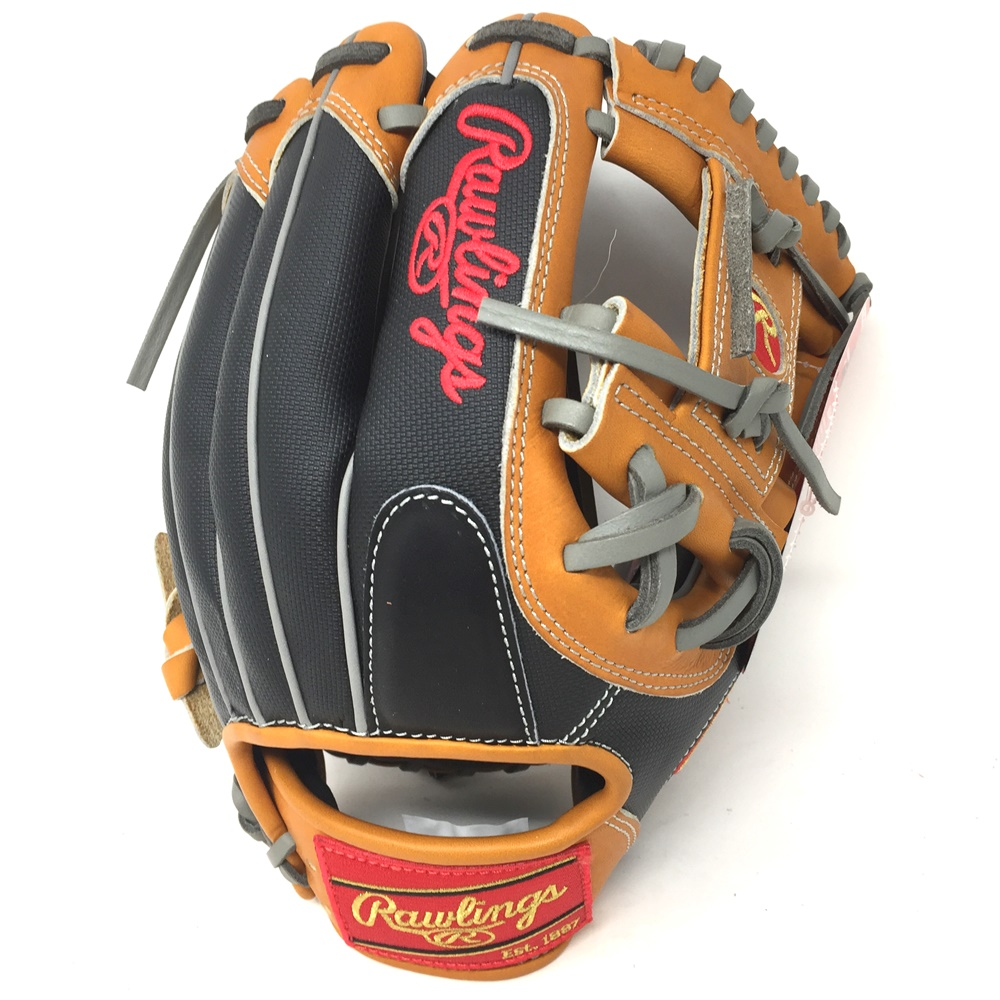 rawlings-heart-of-hide-december-baseball-glove-11-5-right-hand-throw PRO204-2TSS-RightHandThrow Rawlings 083321669316 Crafted from world renowned Heart of the Hide premium steer hide