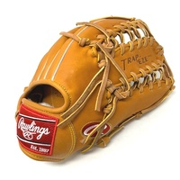 rawlings heart of hide horween pro12tc baseball glove 12 inch right hand throw