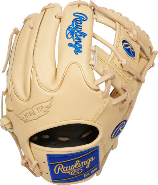 rawlings-heart-of-hide-january-camel-royal-baseball-glove-11-75-right-hand-throw PRO205W-2C-RightHandThrow Rawlings 083321710285 Rawlings Heart of the Hide baseball gloves continue to be synonymous