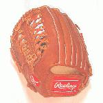 Rawlings Heart of Hide Made in USA Baseball Glove PRO-1MTC (Left Handed Throw) : Rawlings Gold Glove, the number 1 glove in themajor league. Made in the U.S.A. Heart of the Hide Leather. Modified Trap Web. Stamped KER14. Open Back. 11. 5 Inches.