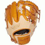 rawlings heart of hide pro label pro204w 2crt baseball glove 11 5 right hand throw