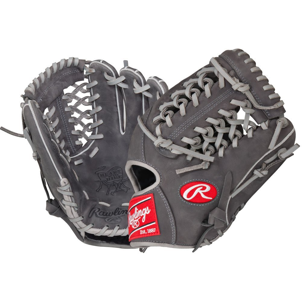 rawlings-heart-of-hide-pro1176dcbg-11-75-dual-core-baseball-glove-right-hand-throw PRO1176DCBG-Right Handed Throw Rawlings 083321308420 Heart of the HideA premium leather is tanned softer for game-ready