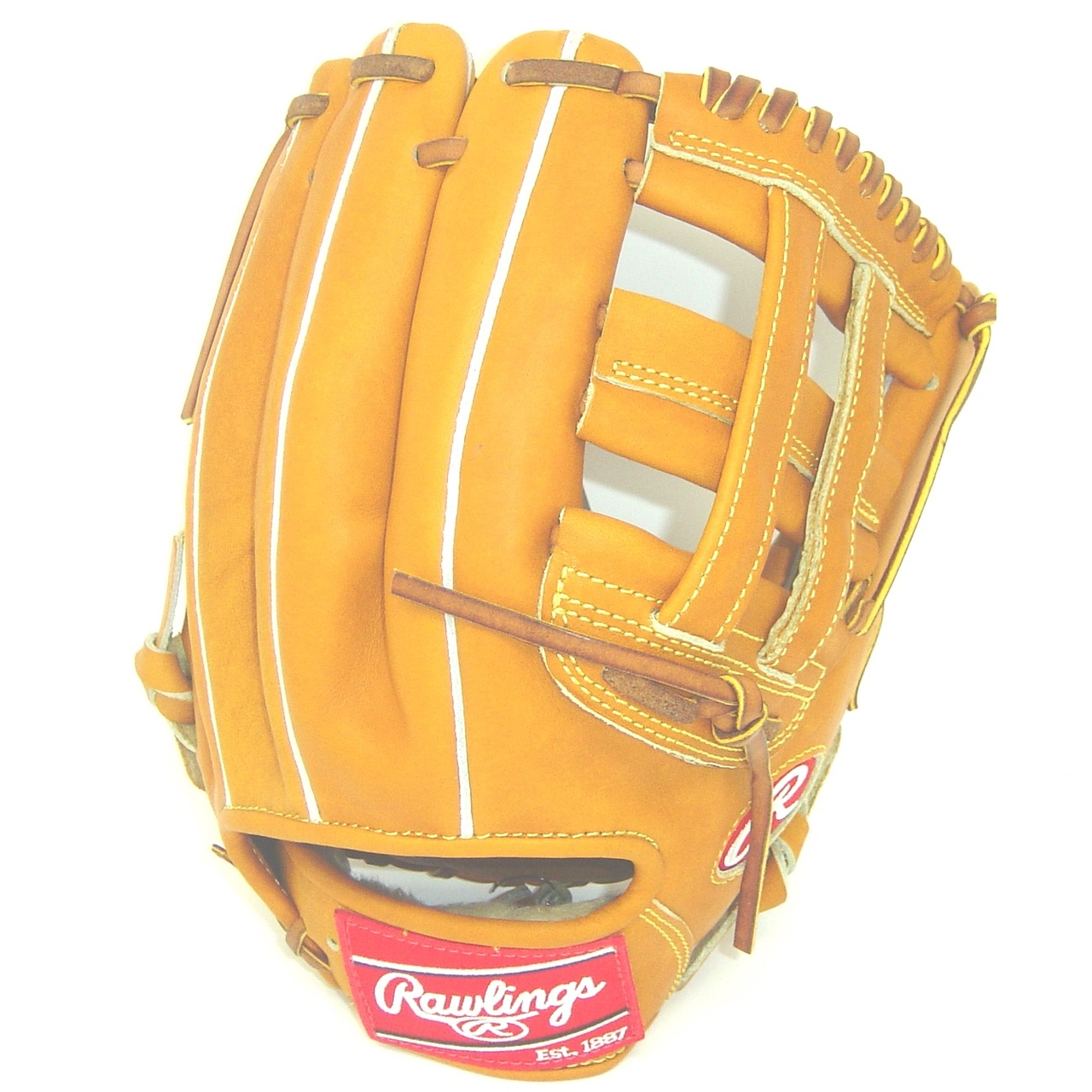96b63a97887 Heart of the Hide Leather is Handcrafted from the top 5-percent of steer hides  Rawlings Heart of Hide PRO200-6 Baseball Glove 11.5 Right Hand Throw ...