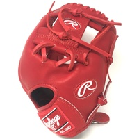 http://www.ballgloves.us.com/images/rawlings heart of hide pro200 baseball glove red i web 11 5 right hand throw