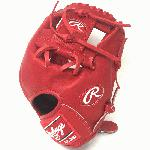 rawlings heart of hide pro200 red i web 11 5 right hand throw