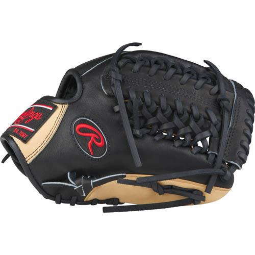 rawlings-heart-of-hide-pro205-4bc-baseball-glove-11-75-right-hand-throw PRO205-4BC-RightHandThrow  083321317378 Modified Trap-Eze is an extremely strong web with great ball snagging