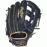 rawlings heart of hide pro3028 6ngo baseball glove 12 5 right hand throw