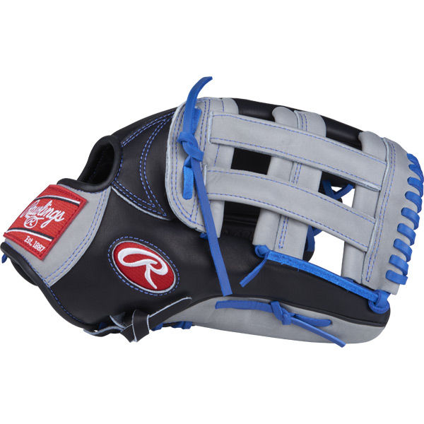 rawlings-heart-of-hide-pro3039-6bgr-baseball-glove-12-75-right-hand-throw PRO3039-6BGR-RightHandThrow  083321368615 Constructed from Rawlings' world-renowned Heart of the Hide® steer hide leather