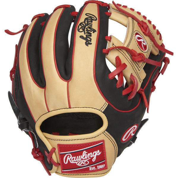 rawlings-heart-of-hide-pro314dc-2bcs-baseball-glove-11-5-right-hand-throw PRO314DC-2BCS-RightHandThrow  083321368837 Constructed from Rawlings' world-renowned Heart of the Hide steer hide leather